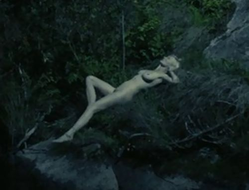Kirsten Dunst - topless from the Melancholia