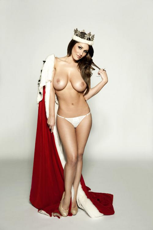 Lucy Pinder - Queen Lucy PS - Nuts Out-takes (10)