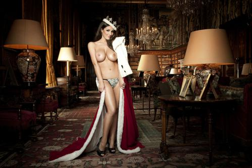 Lucy Pinder - Queen Lucy PS - Nuts Out-takes (5)