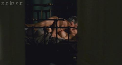 Monica Bellucci sex  topless in Manuale Damore 3 (10)