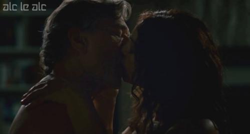 Monica Bellucci sex  topless in Manuale Damore 3 (3)