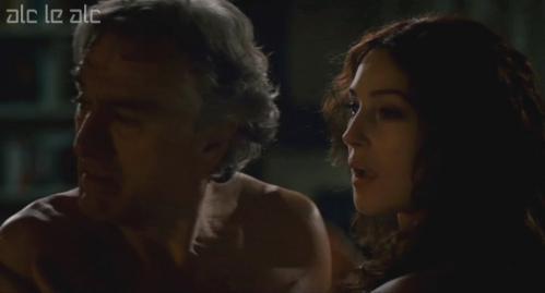 Monica Bellucci sex  topless in Manuale Damore 3 (4)