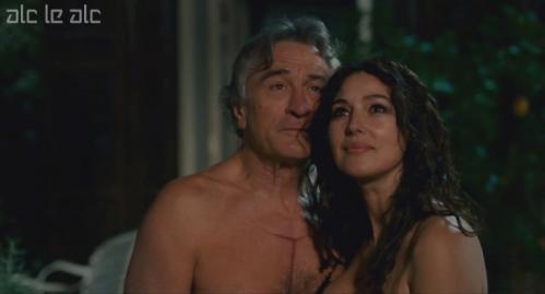 Monica Bellucci sex  topless in Manuale Damore 3 (5)