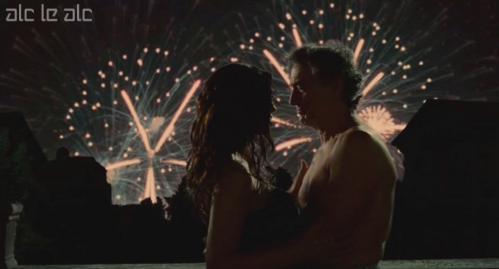 Monica Bellucci sex  topless in Manuale Damore 3 (6)