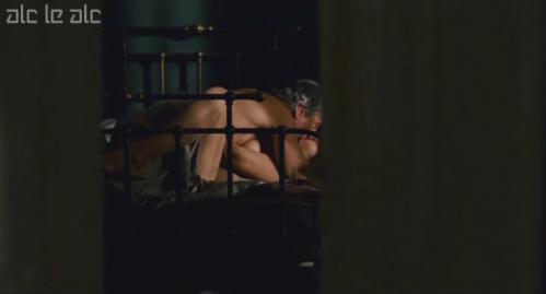 Monica Bellucci sex  topless in Manuale Damore 3 (8)