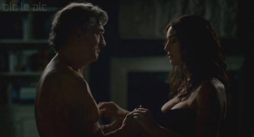 Monica Bellucci sex  topless in Manuale Damore 3