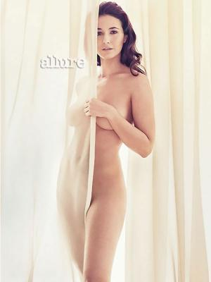 emmanuelle_chriqui_nude_Allure's Annual Naked Issue