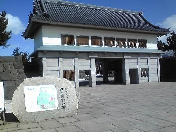 伊達歴史の杜大手門