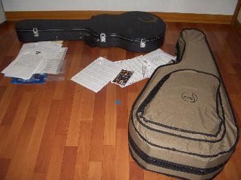 ギターのケース
