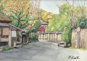 20101215:鎌倉 名月院前通信用