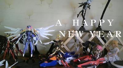 神姫新年2009