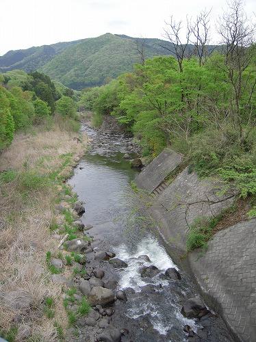 桐生川支流