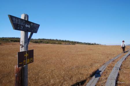 田代山湿原1