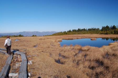 田代山湿原2