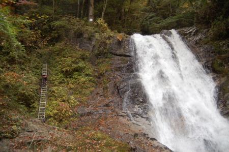 トッカケの滝