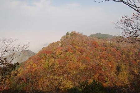 立神山頂からの生瀬富士