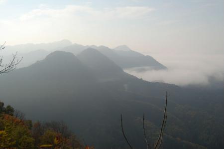 奥久慈の山々