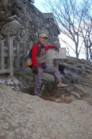 27男体山