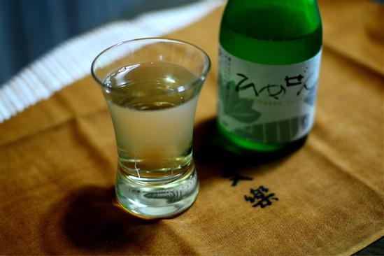 江戸切り子酒