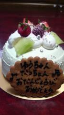 よこたつケーキ2011
