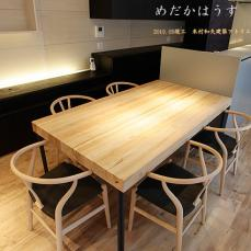 設計者のデザインのテーブル