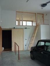 ガレージハウス00674