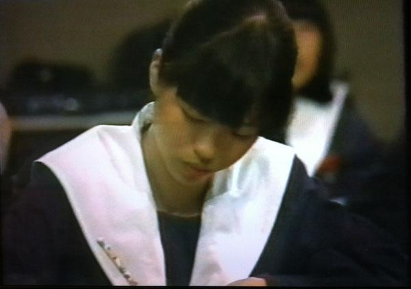 愛知セーラー服 愛セラ 中学生日記 白襟カバー 名古屋襟 セーラー服 女子中学生
