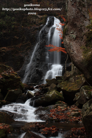 宇津江の滝4