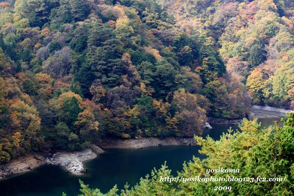 松川ダム1