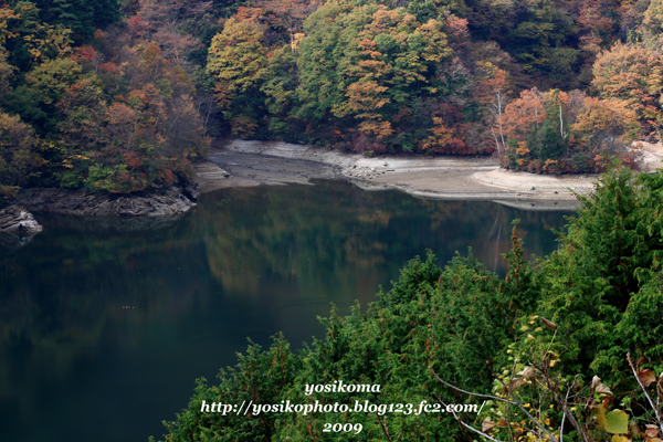 松川ダム2