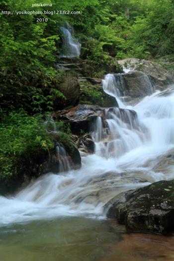 床並の滝4