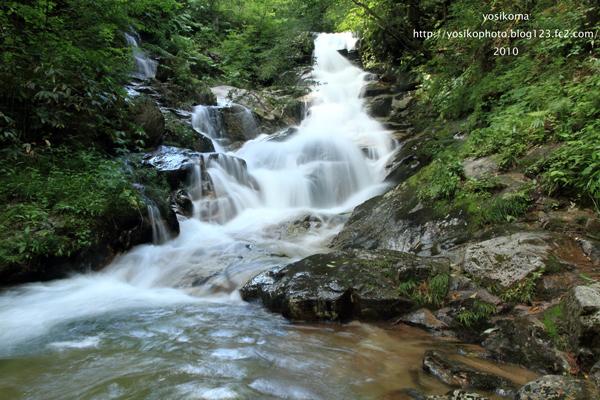 床並の滝1