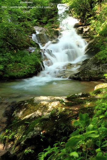床並の滝3