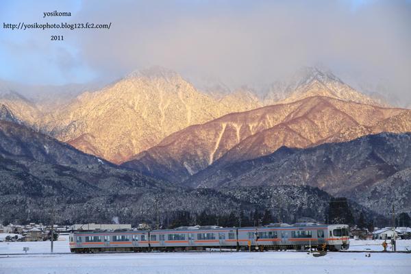 朝の電車2