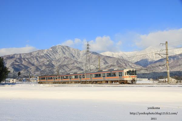 朝の電車4