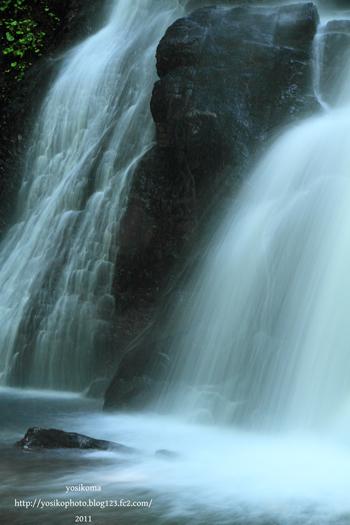 宇津江滝3