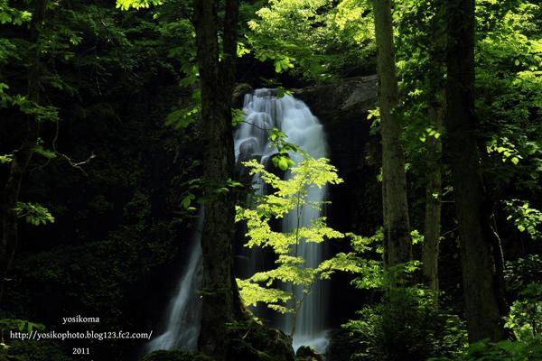 宇津江滝1