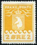 グリーンランド小包切手