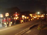 秋祭り灯籠揃いH211001