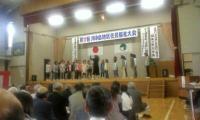 第17回社会福祉大会川小合唱H211003