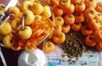 干し柿をつくるH211029