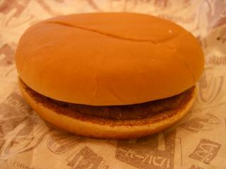 マクドナルド ハンバーガー 100円