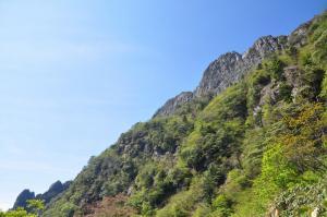 3登山道より2
