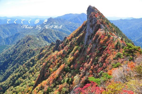 1天狗岳2010.10