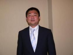 写真キャプション=「ぱちんこ情熱リーグ」について熱く語った木山理事長