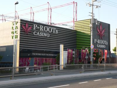 写真キャプション=190点で9位となった「P-ROOTs CASINO」(580台、大阪府堺市)