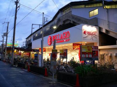 写真キャプション=374点で7位となった「ベラジオ姫島店」(289台、大阪市西淀川区)