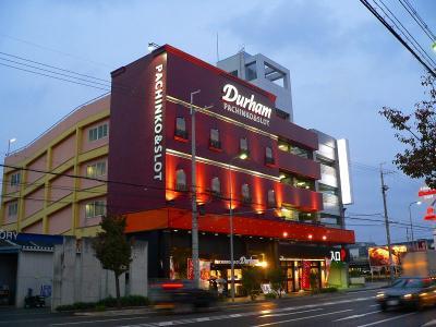 写真キャプション=371点で8位となった「ダラム川西」(300台、兵庫県川西市)