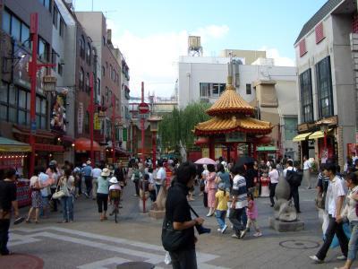 写真キャプション=神戸の南京町は中華街で有名