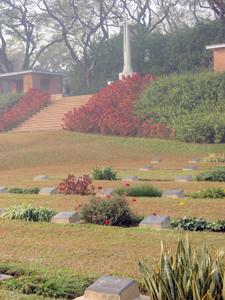 第二次世界大戦兵士墓地